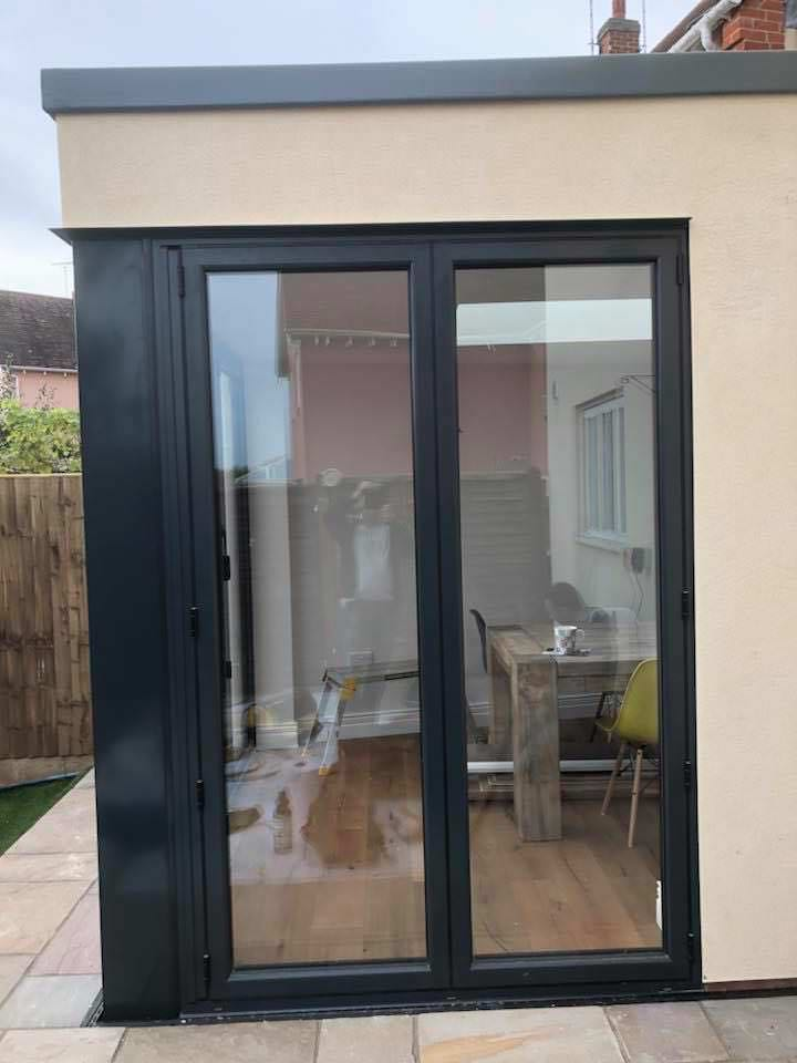 Bifold Patio Door Extension Essex