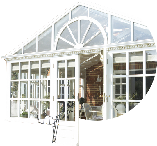 Gable-End Conservatory Essex