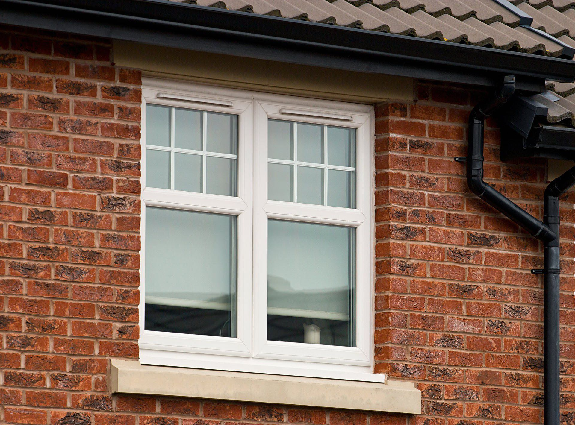 uPVC French Casement Window Essex
