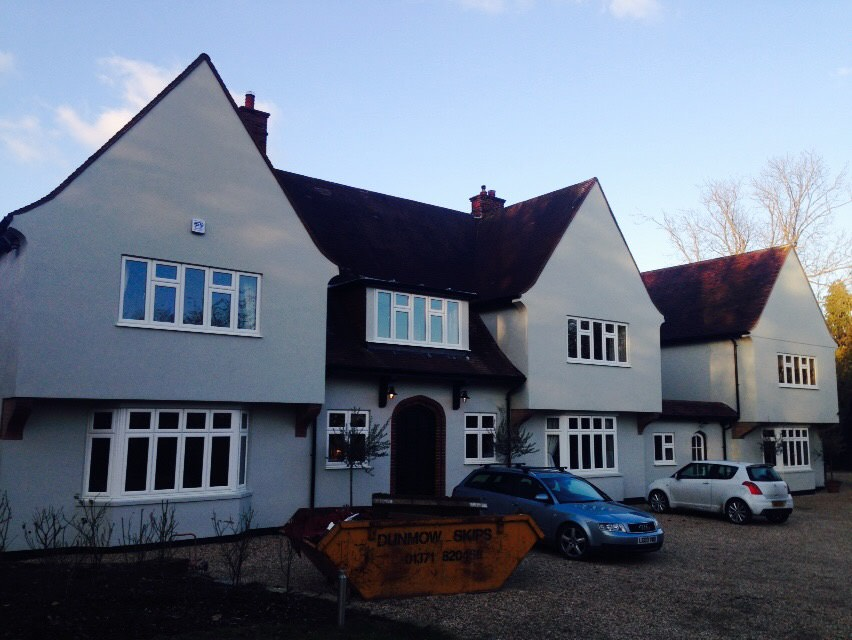 Large Manor House Refurbishment Essex