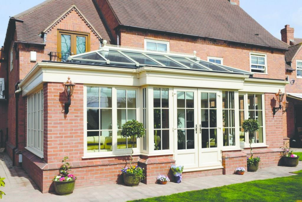 lantern conservatory roof