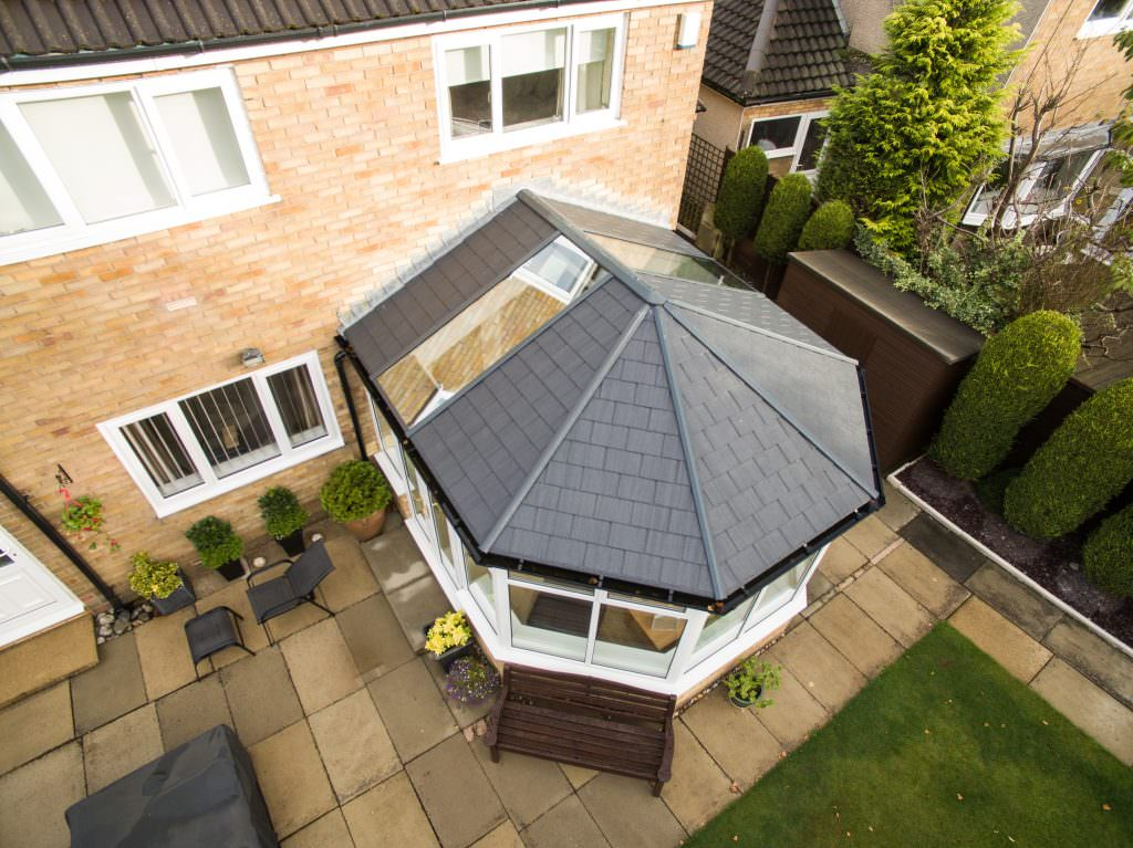 conservatory roofs dunmow