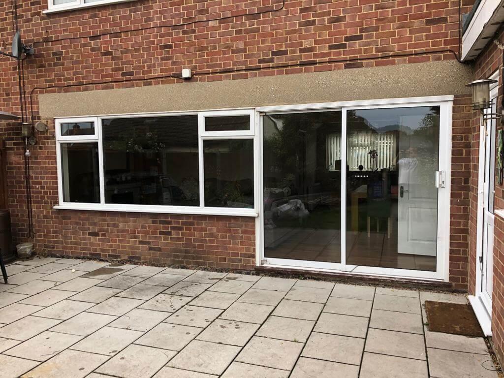 chelmsford aluminium bi-fold doors