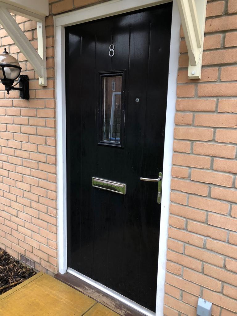 Composite door installation Stansted